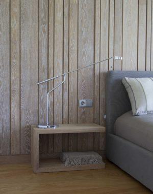 medinė iš ąžuolo Deko siena S-3409 Medžio stilius