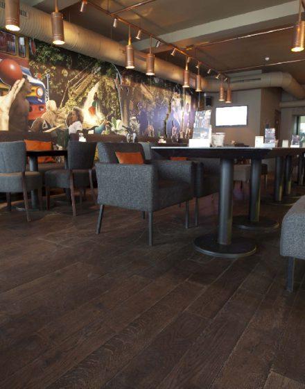 Medinės grindys juodmedis 3490 Medžio stilius