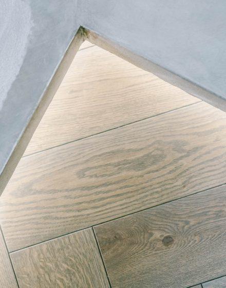 Drewniane podłogi: kolor Szary Basalt 3474.