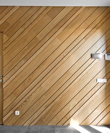 Deko siena 3305 medinė Medžio stilius
