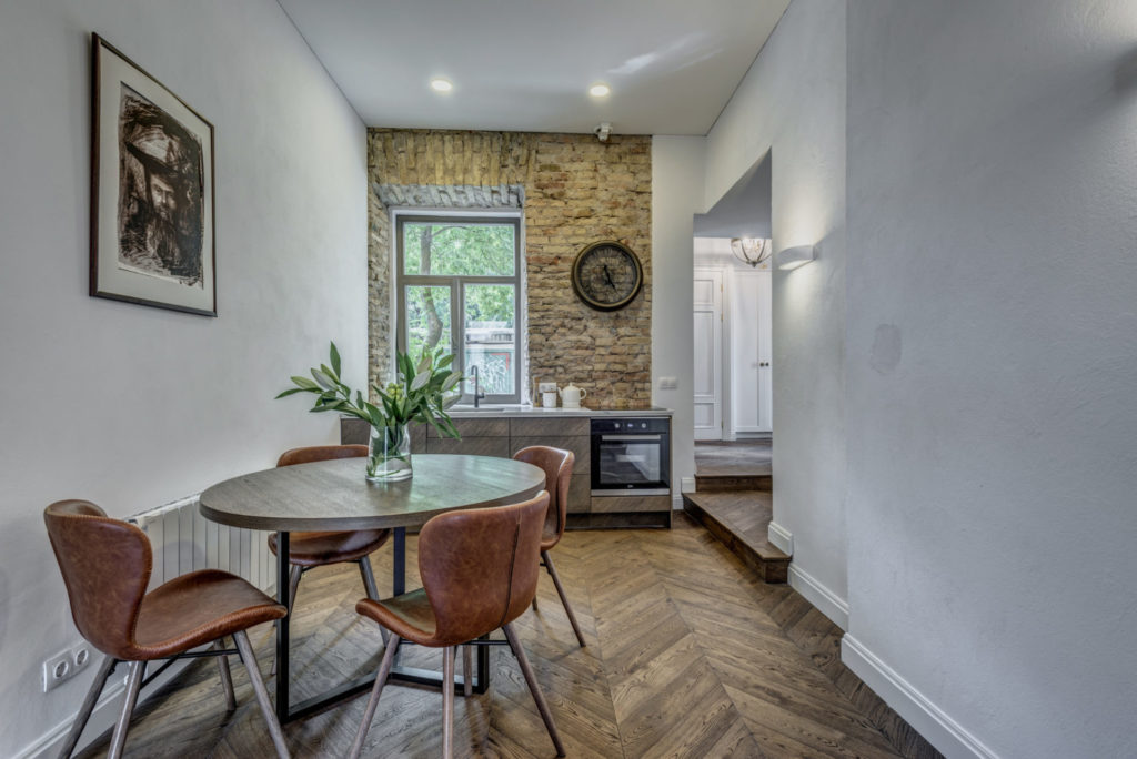 3481 riesutas rustikas Medzio stilius medines grindys eglute