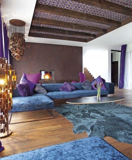 Medinės grindys iš ąžuolo: spalva Riešutas 3481.