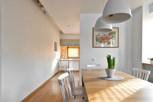 Interjeras: TEArchitecture, Ąžuolinė grindinė lenta, spalva 3305, Rustikas