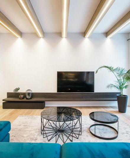 Drewniane dębowe podłogi: Przezroczysta biel 3409.