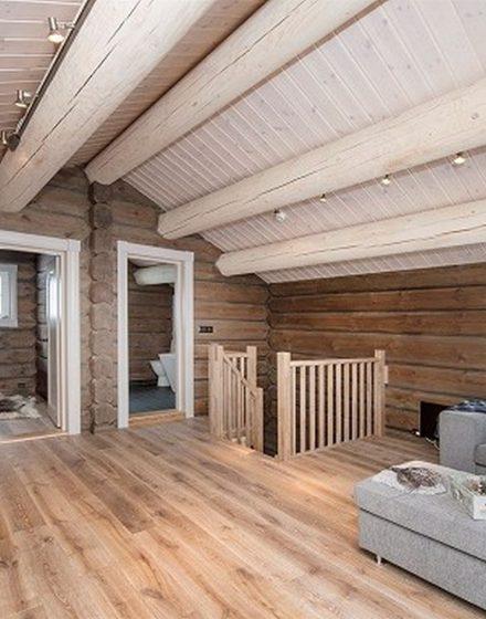 Medinės grindys iš ąžuolo: spalva Skaidriai balta 3409.