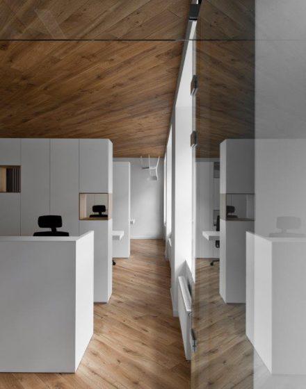 IMedinės grindys ąžuolinės Bespalvė alyva 3305 Medžio stilius